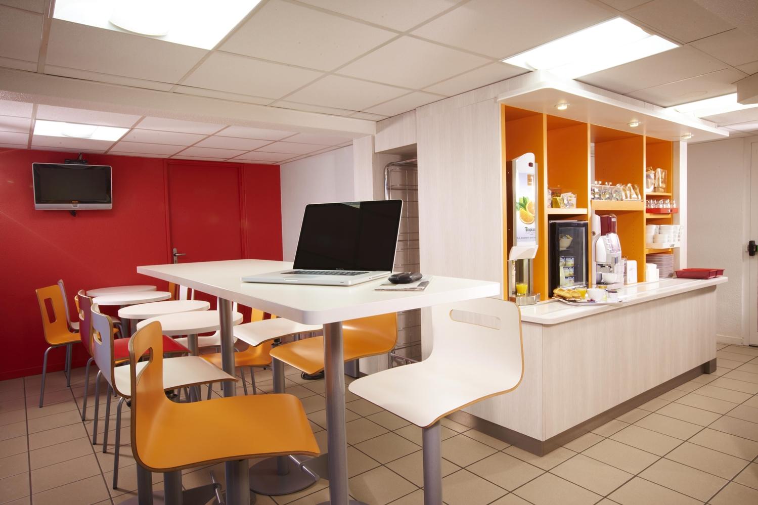 Restaurant - Hotel Premiere Classe Dijon Nord - Zénith