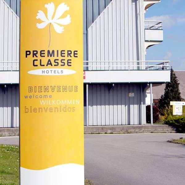 Hotel Première Classe Dunkerque Est - Armbouts Cappel