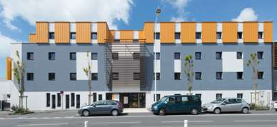 Hotel PREMIERE CLASSE LA ROCHELLE CENTRE - Les Minimes