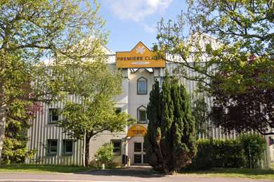 Hotel PREMIERE CLASSE LES ULIS - Courtaboeuf