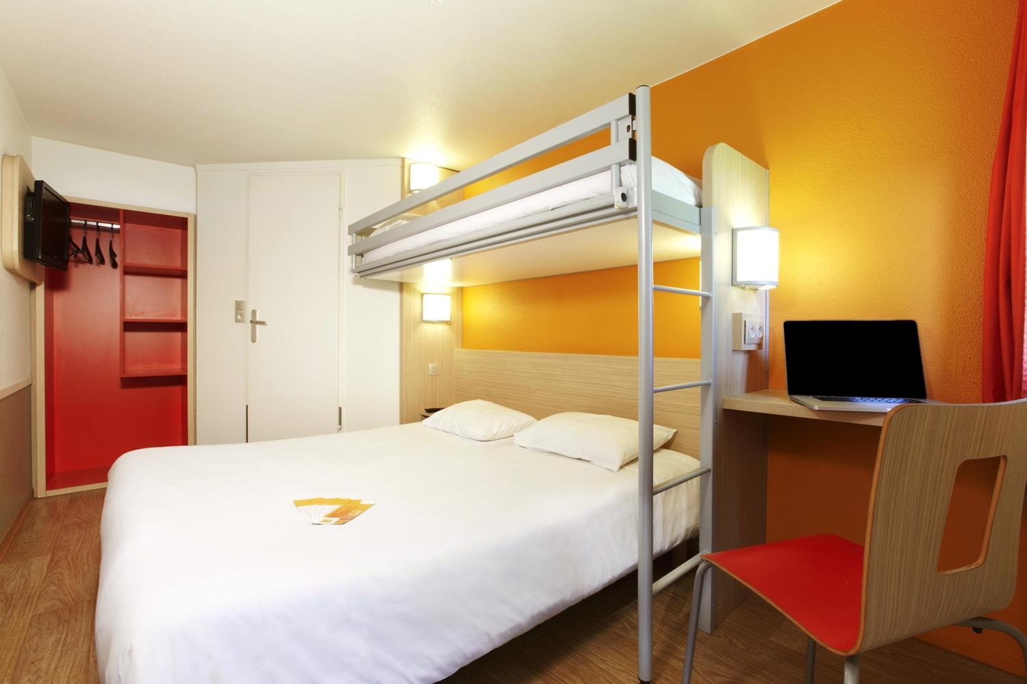 HOTEL PREMIERE CLASSE LILLE - Villeneuve d'Ascq - Stade Pierre Mauroy
