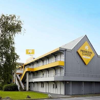 Hotel PREMIERE CLASSE LILLE NORD - Roncq