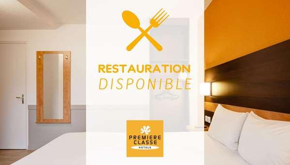 HOTEL PREMIERE CLASSE LYON CENTRE - Gare Part Dieu