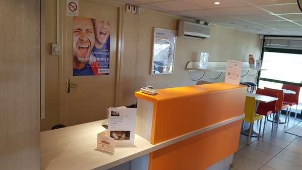 PREMIERE CLASSE LYON EST - Aéroport Saint Exupéry