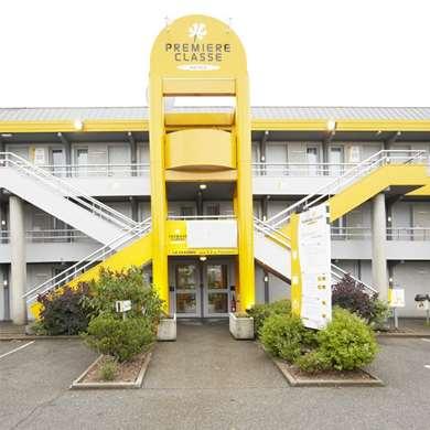 Hôtel PREMIERE CLASSE LYON EST - Bron Eurexpo