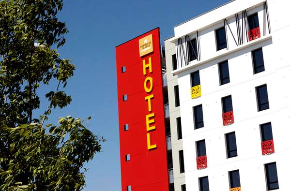Hotel PREMIERE CLASSE LYON EST - Saint Priest Eurexpo