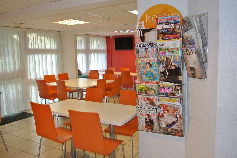 Restaurant - Hotel Premiere Classe Lyon Sud - Chasse Sur Rhône