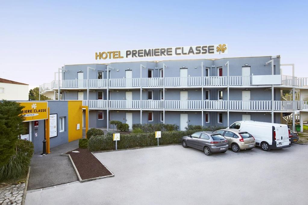 Hotel Premiere Classe Marseille West - Martigues