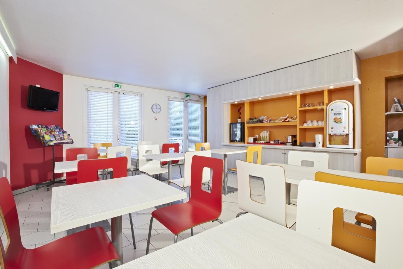 Restaurant - Hotel Premiere Classe Marseille Ouest - Martigues