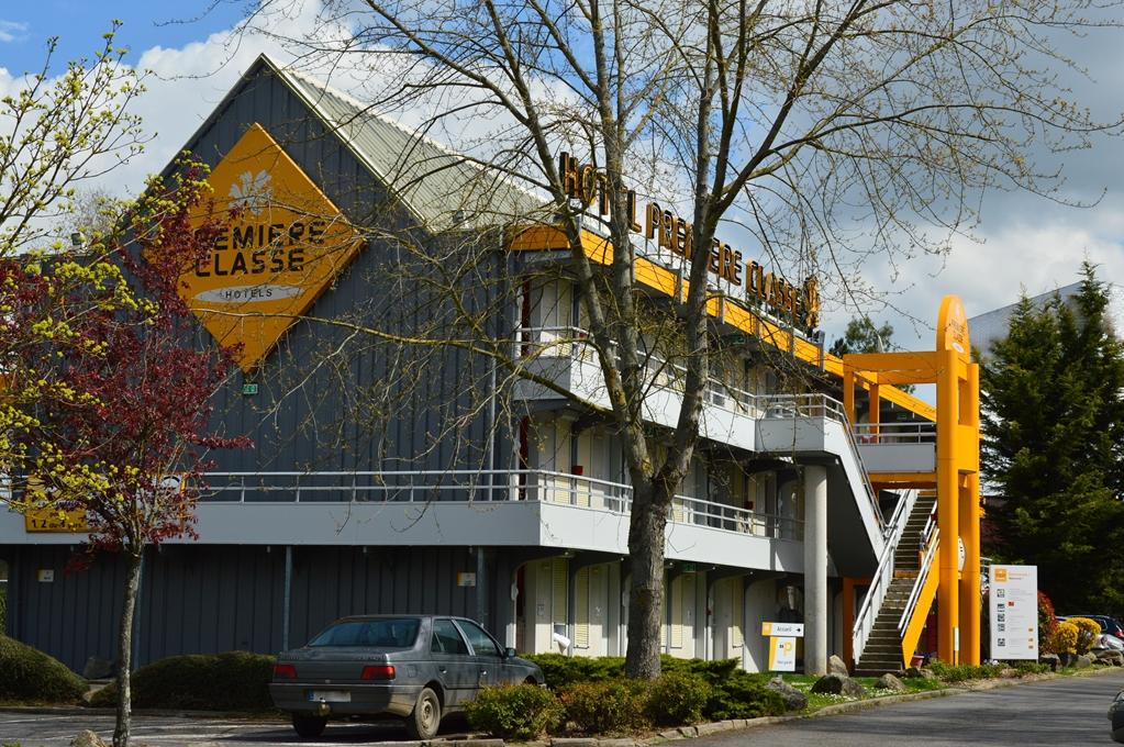 Hotel Première Classe Meaux - Nanteuil Les Meaux