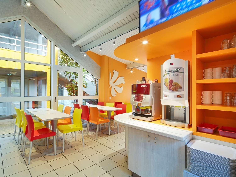 Restaurant - Hôtel Premiere Classe Marne La Vallee - Torcy