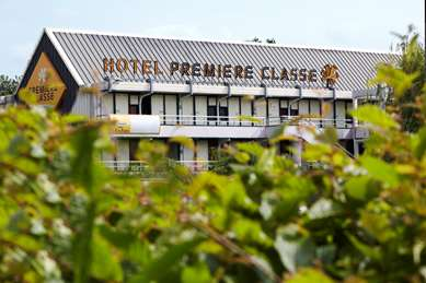 Hotelu PREMIERE CLASSE MONTPELLIER SUD - Lattes