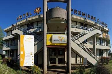 Hôtel PREMIERE CLASSE NANCY EST - Essey