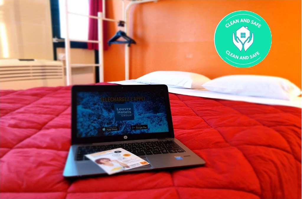 Hotel Première Classe Nancy Est - Essey