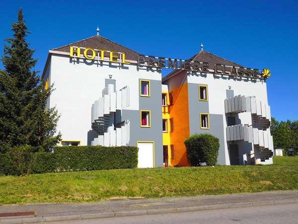 Hotel Première classe Nancy - Ludres