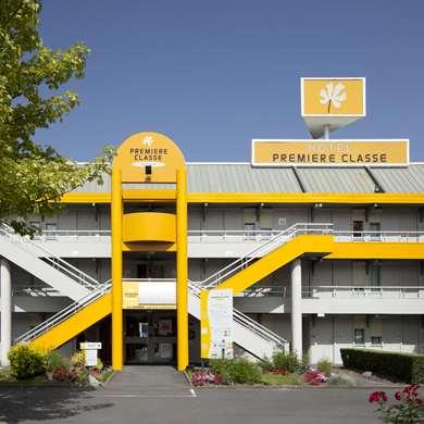 Hotelu PREMIERE CLASSE NANTES SUD - Rezé Aéroport