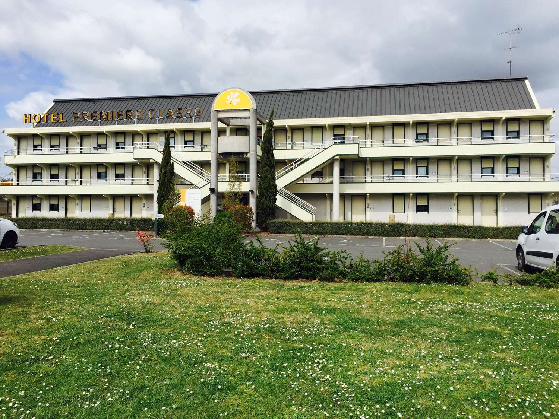 HOTEL PREMIERE CLASSE NEVERS - Varennes Vauzelles