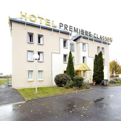Hôtel PREMIERE CLASSE NIORT EST - Chauray