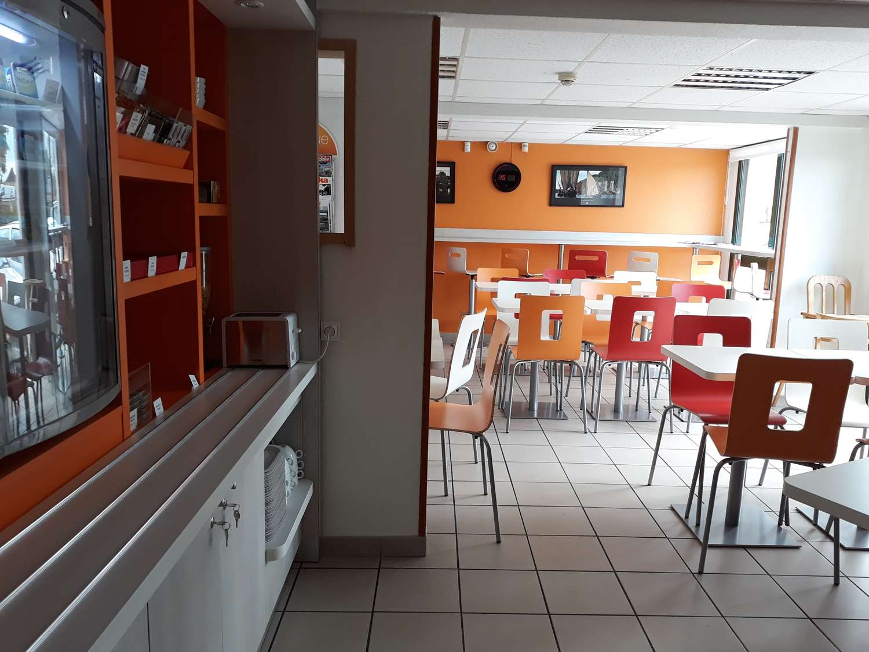 Restaurant - Hotel Premiere Classe Orleans Ouest - La Chapelle Saint Mesmin
