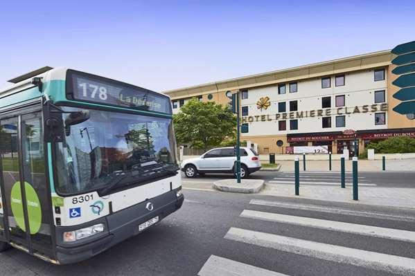 Hotel Première Classe Paris Ouest - Gennevilliers Barbanniers