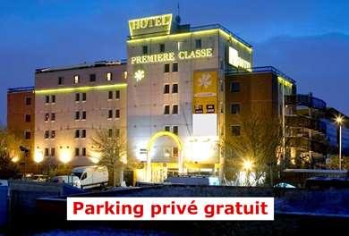 Hotel PREMIERE CLASSE PARIS OUEST - Nanterre - La Défense