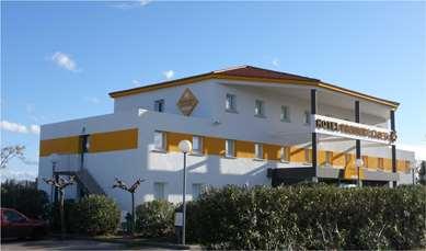 Hôtel PREMIERE CLASSE PERPIGNAN - Aéroport