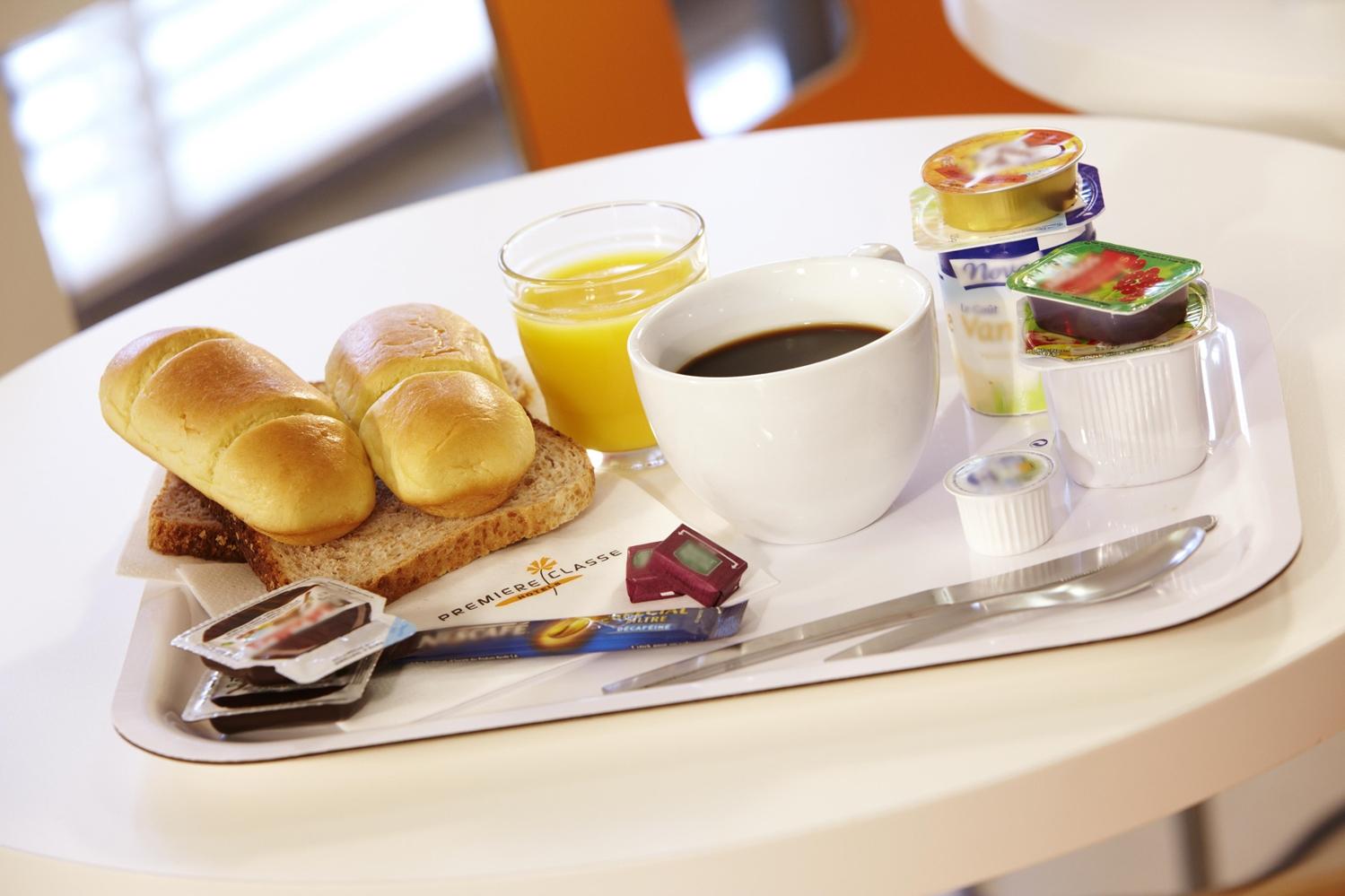 Restaurant - Hotel Premiere Classe Perpignan - Aéroport