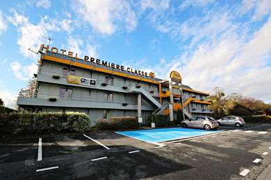 Hotelu PREMIERE CLASSE REIMS SUD - Bezannes