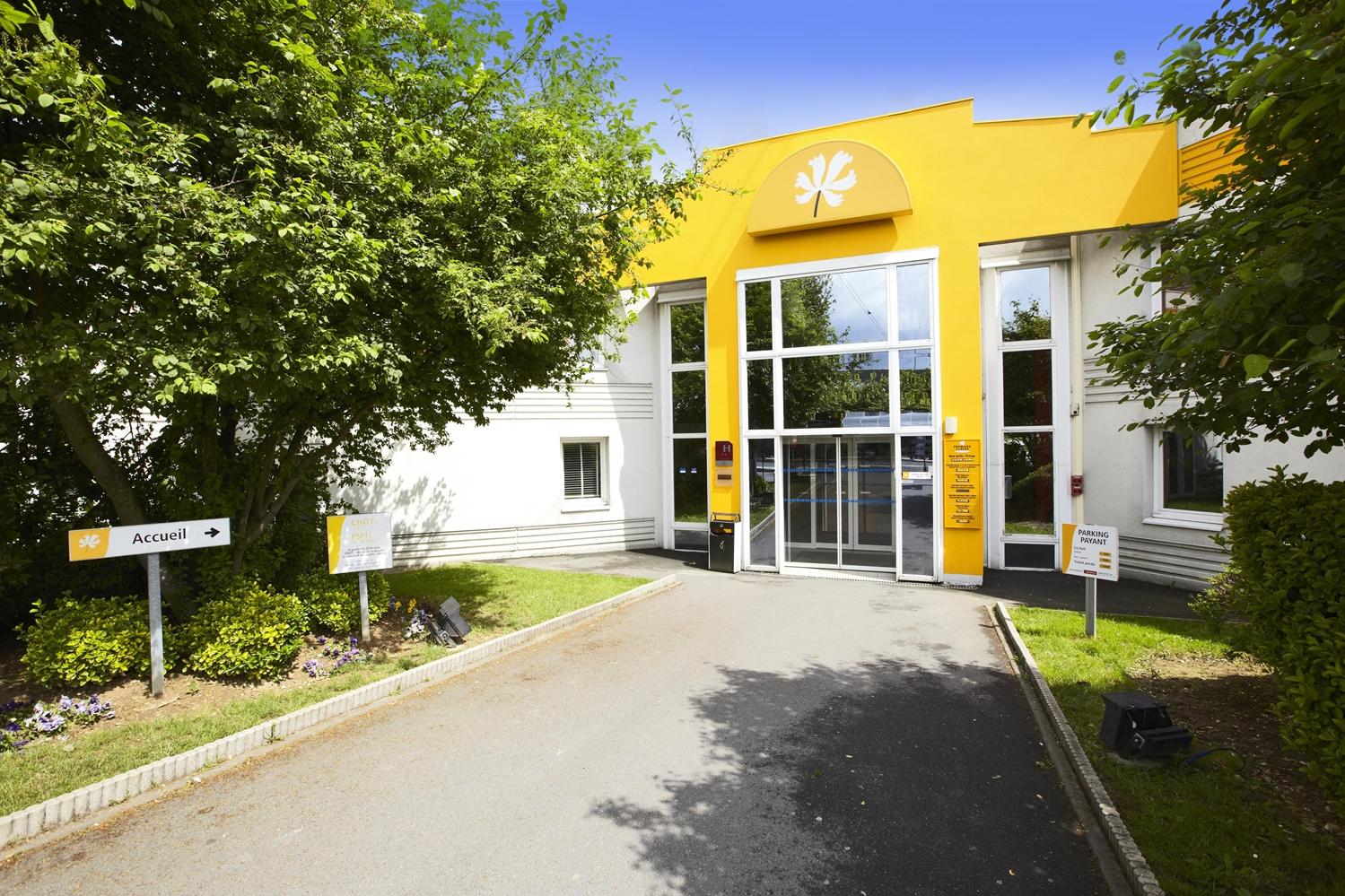 HOTEL PREMIERE CLASSE Roissy CDG - Paris Nord 2 - Parc des Expositions