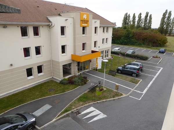 Hôtel Première Classe Roissy - Aéroport CDG - Le Mesnil Amelot