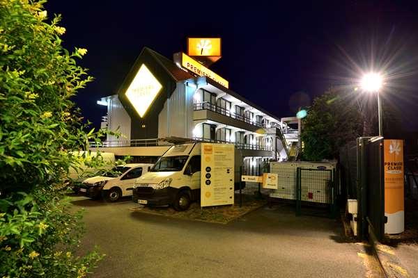 Hotel PREMIERE CLASSE ROUEN SUD - Zénith - Parc Expo