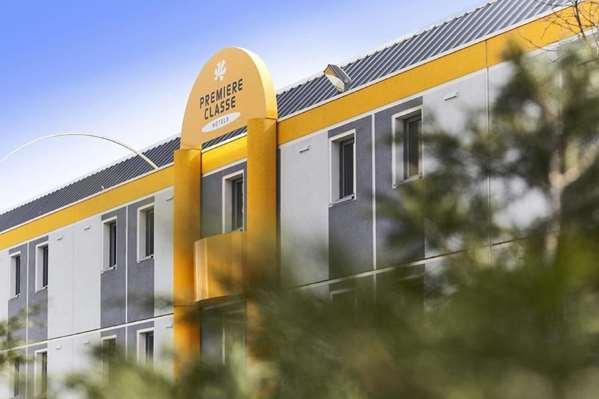 HOTEL PREMIERE CLASSE SAINT BRICE SOUS FORET