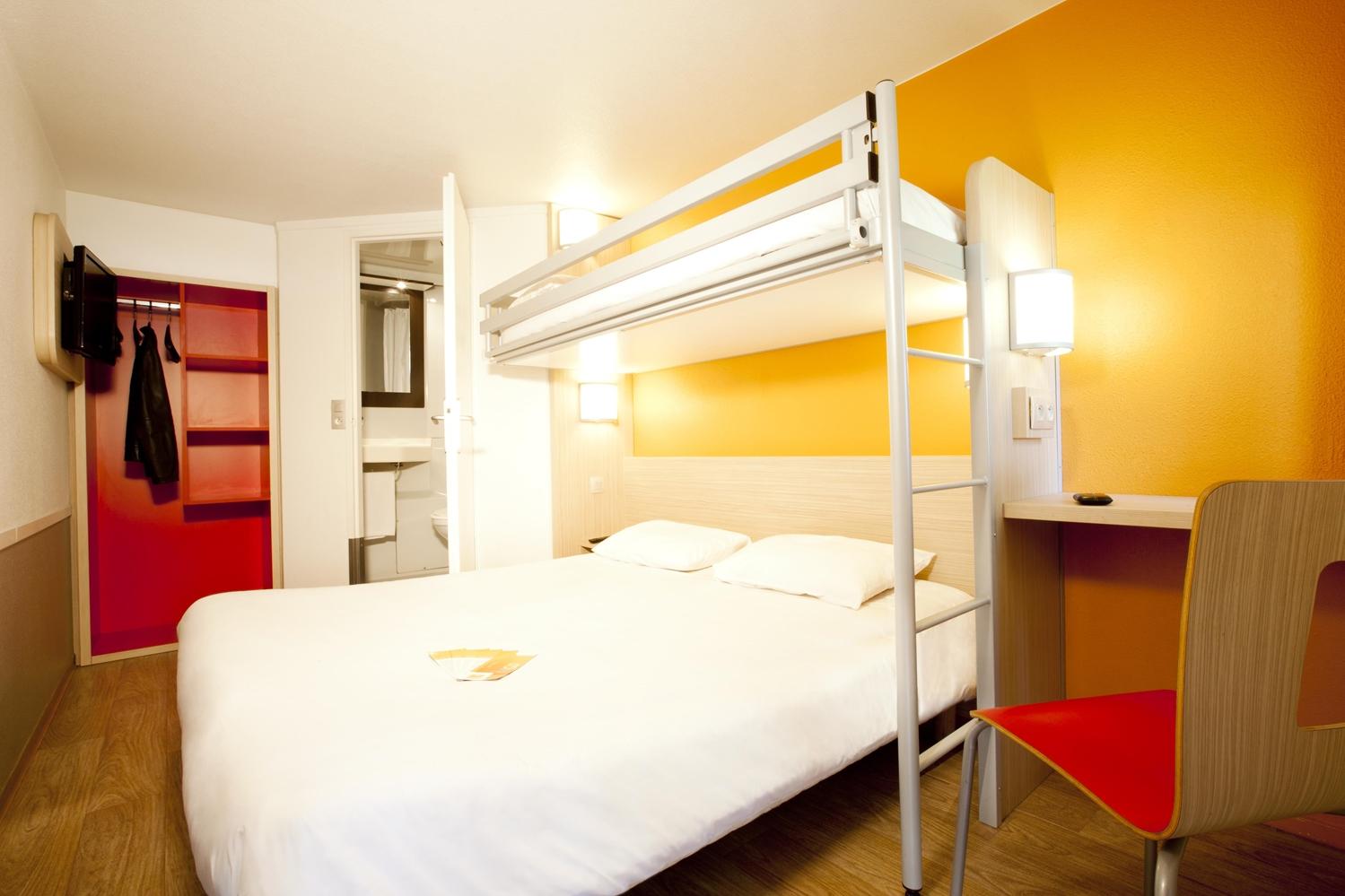 HOTEL PREMIERE CLASSE SAINT BRIEUC - Trégueux