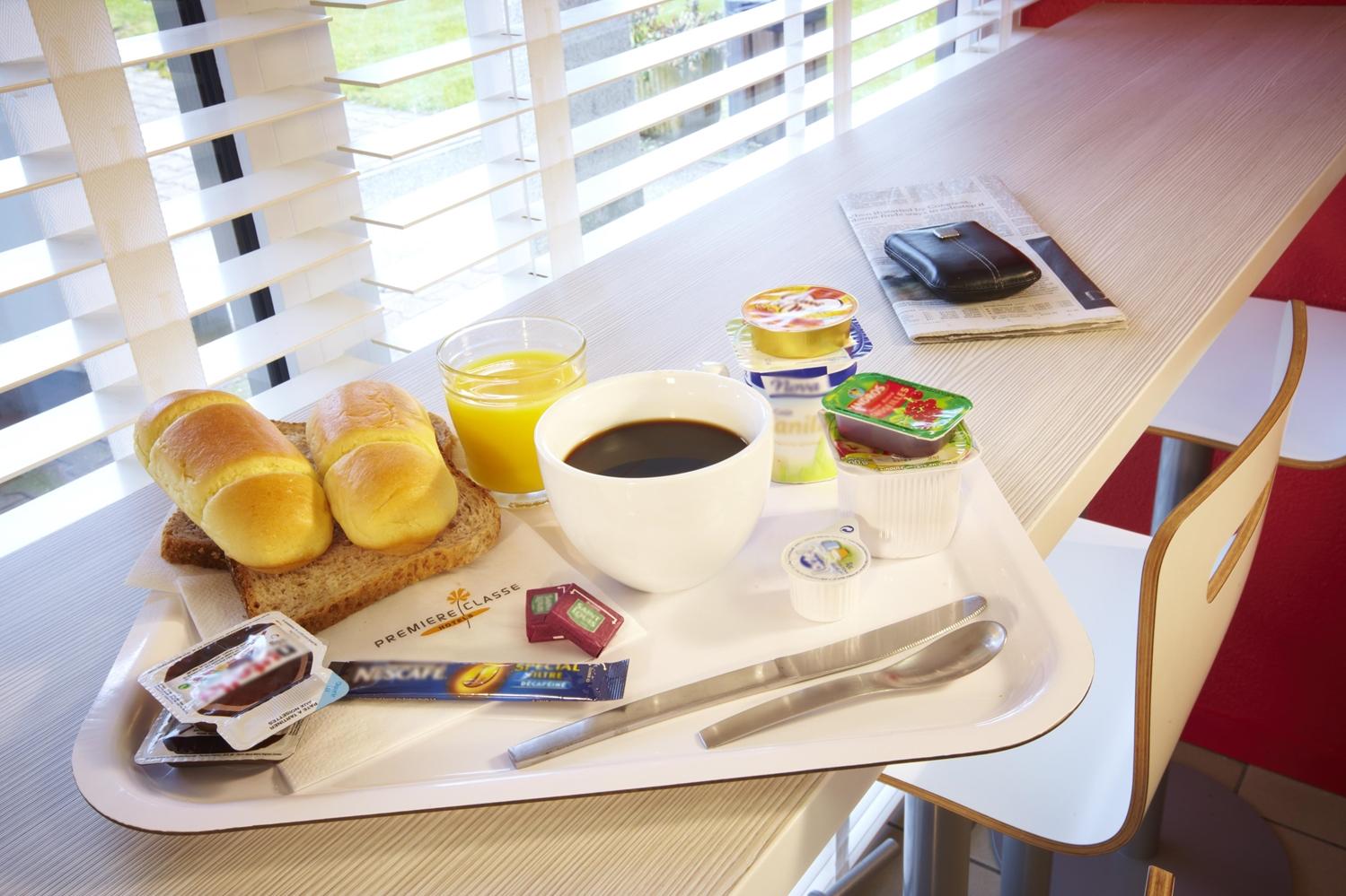 Restaurant - Hotel Premiere Classe Saint Brieuc - Trégueux