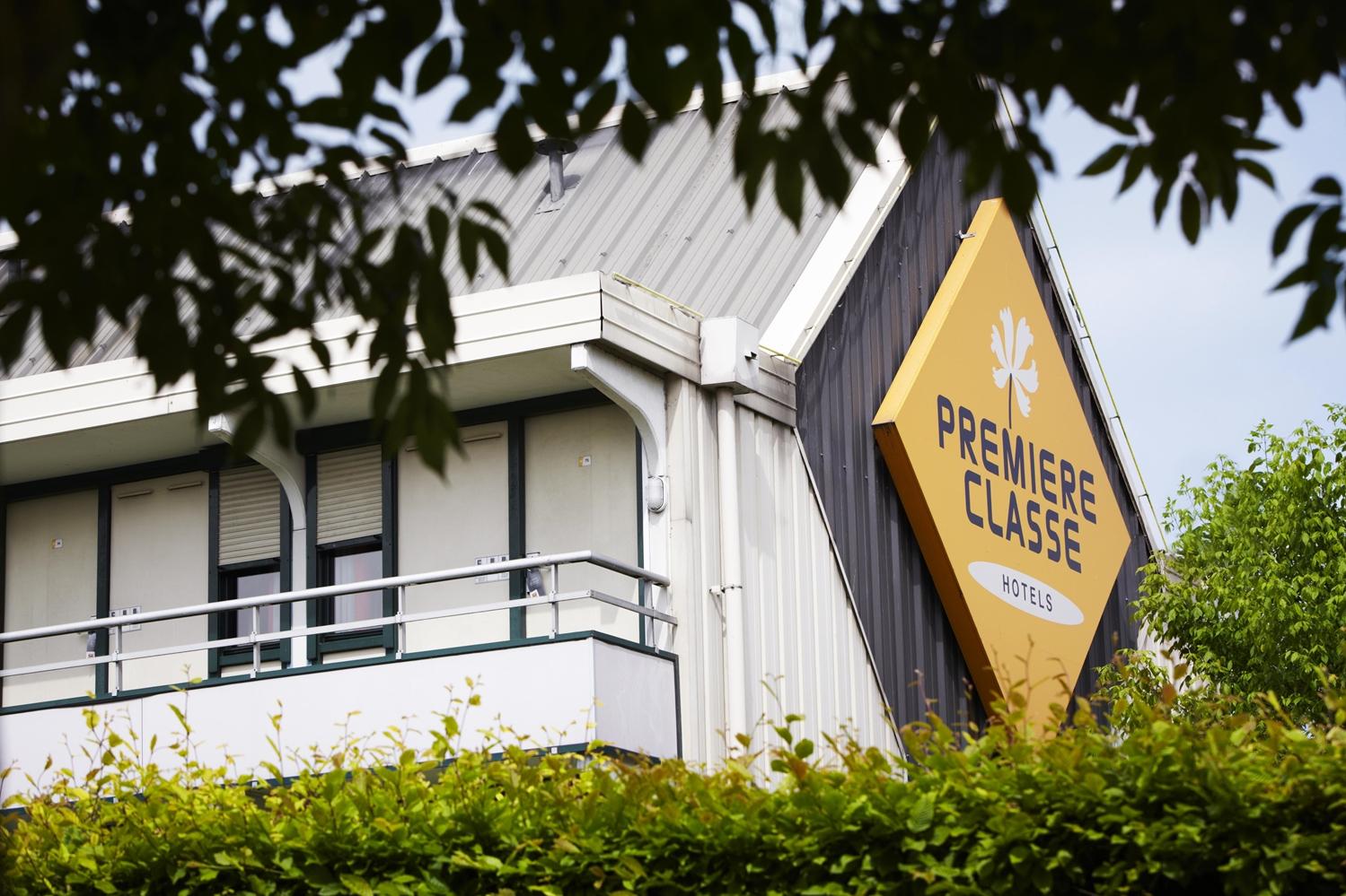 PREMIERE CLASSE SAINT NAZAIRE - Trignac