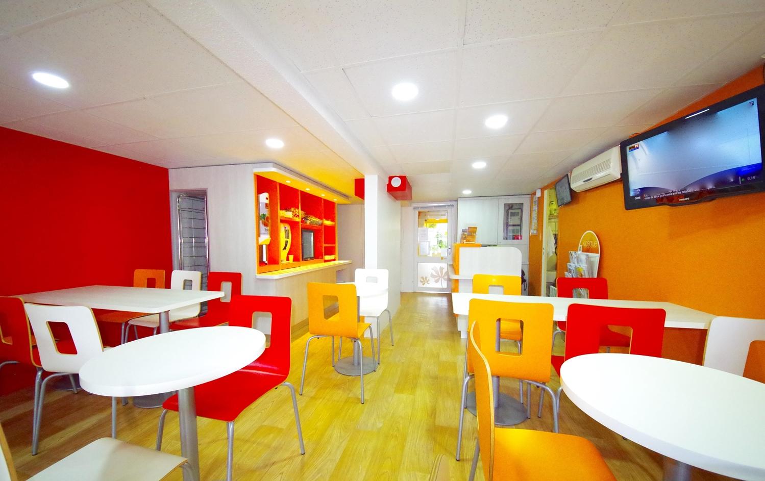 Restaurant - Hôtel Premiere Classe Saint Quentin