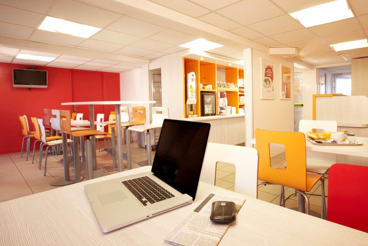 Restaurant - Hôtel Première Classe Saumur