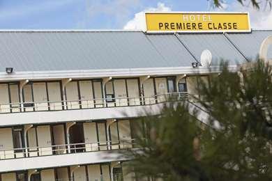 Hôtel PREMIERE CLASSE TROYES SUD - Buchères