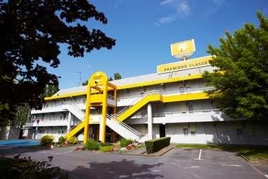 Hôtel PREMIERE CLASSE VERSAILLES - St-Cyr-l'Ecole
