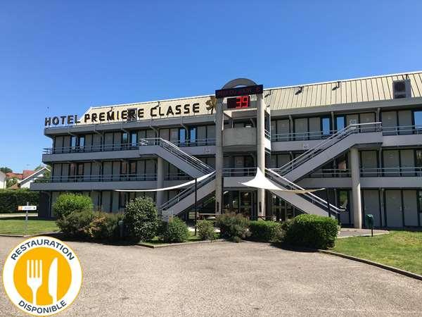 Hotel PREMIERE CLASSE VICHY - Bellerive sur Allier