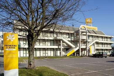 Hôtel PREMIERE CLASSE VILLEPINTE CENTRE - Parc des Expositions