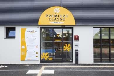 Hotel PREMIERE CLASSE BORDEAUX OUEST - Mérignac Aéroport