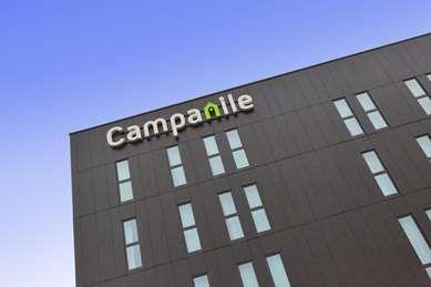 CAMPANILE BELFORT MONTBELIARD - Gare La Jonxion