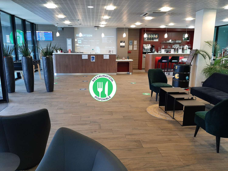 HOTEL CAMPANILE BELFORT MONTBELIARD - Gare La Jonxion