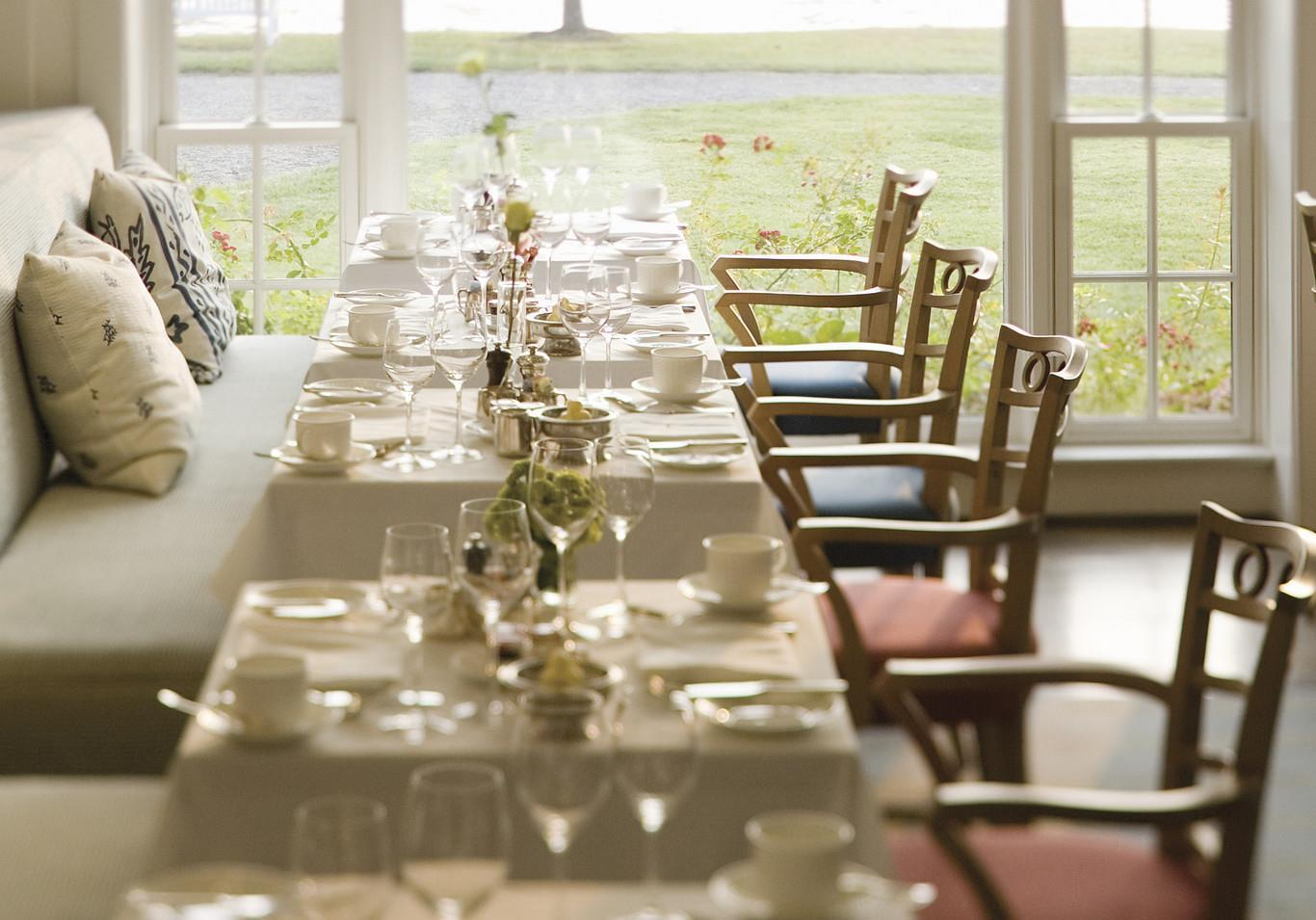 Restaurant - Inn at Perry Cabin by Belmond St Michaels