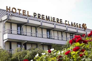Hotelu PREMIERE CLASSE METZ NORD - Sémécourt
