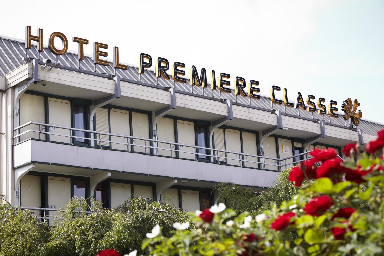 PREMIERE CLASSE METZ NORD - Sémécourt