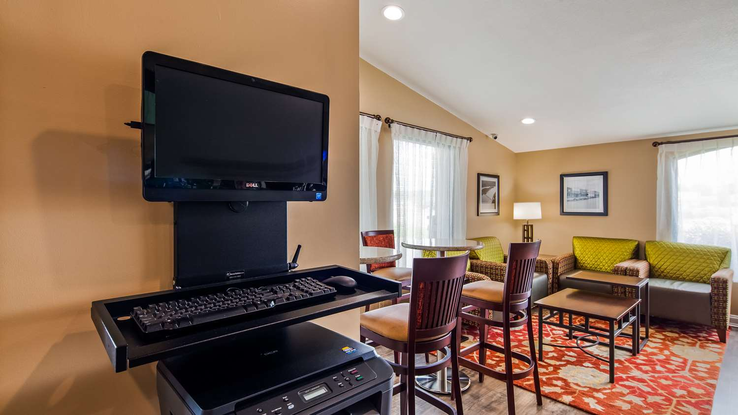 Conference Area - Best Western Catalina Inn Northport