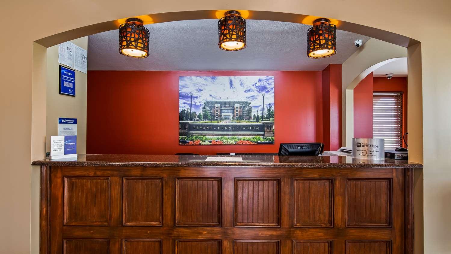 Lobby - Best Western Catalina Inn Northport