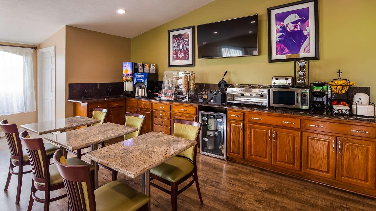 Restaurant - Best Western Catalina Inn Northport